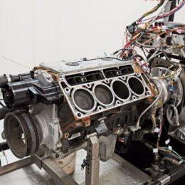 LS engine swap dyno
