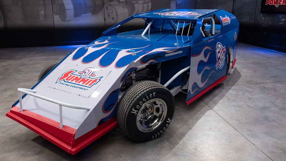 UMP modified car - Summit Racing PowerNation