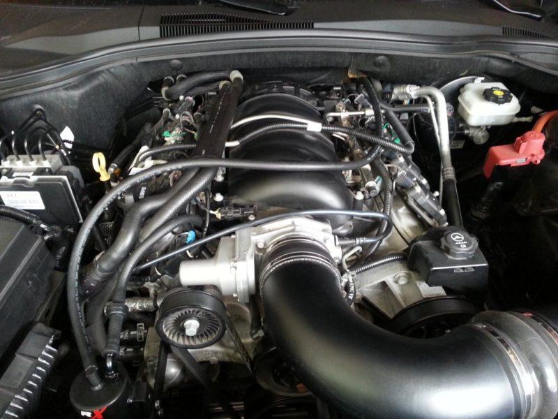 L99 engine Camaro5