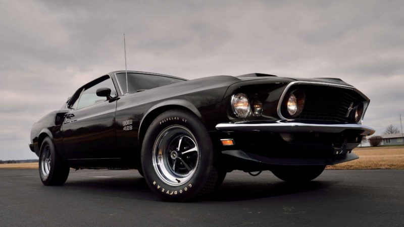 1969-ford-mustang-boss-427 - Top Speed