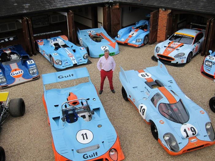 Gulf race livery - Hemmings