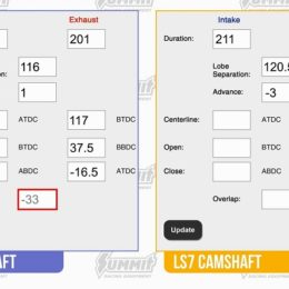Camshaft Secret Weapon: Choose Perfect Cam with New Summit Racing Cam Timing Calculator