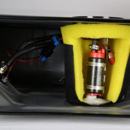 Parts Bin (SEMA Edition): Aeromotive Gen. II Stealth Fuel Tanks