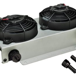 Parts Bin (SEMA Edition): Derale Hyper-Cool Fluid Coolers (with Video)