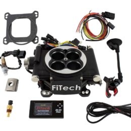Parts Bin (SEMA Edition): FiTech Go EFI 4 600HP Master Kit