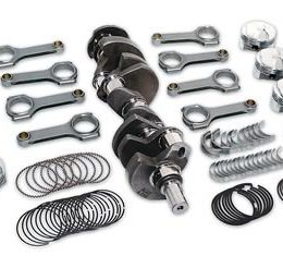 Parts Bin (SEMA Edition): SCAT 9000 Series Rotating Assemblies