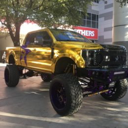 SEMA 2018: Monday Photo Gallery