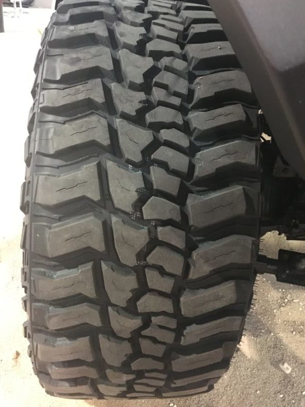 All Terrain Tires >> Mickey Thompson's Baja Boss Tire is Your New Overlord