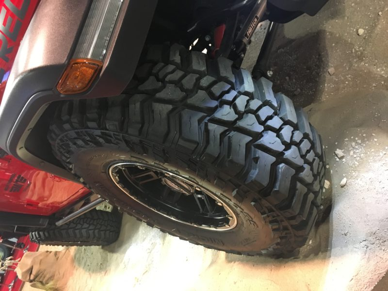 Mickey Thompson's Baja Boss Tire is Your New Overlord