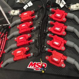MSD DIS ignition kit for SBC and BBC 2