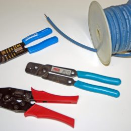 wire crimping tools
