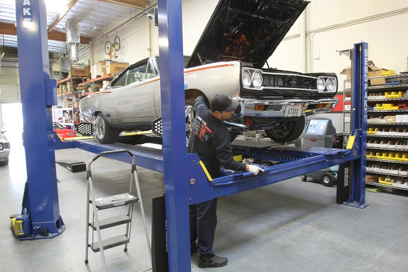auto alignment shop