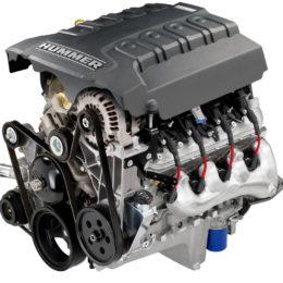 LH8 5.3L vortec aluminum block truck engine