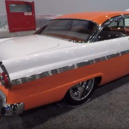 Video: Wild Wes Hot Rod Factory's 1956 Ford Fairlane Victoria