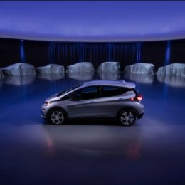 GM electric vehicles