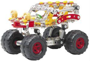 Cross-Country-SUV-Construction-Set
