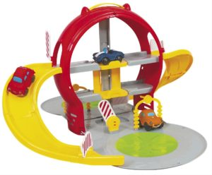 Fold-Up-Garage-Playset