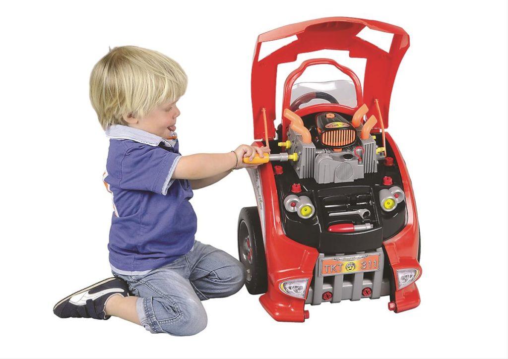 Mechanic-Car-Engine-Play-Set