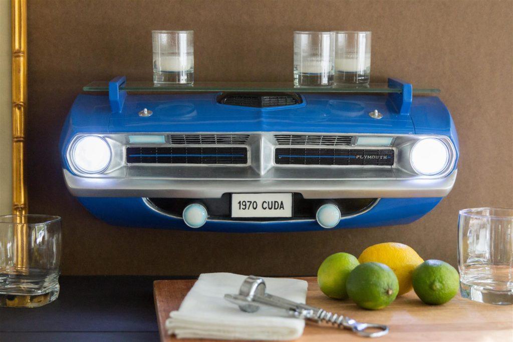 1970 Plymouth Barracuda Light-Up Shelf