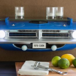 1970 Plymouth Barracuda Light-Up Shelf