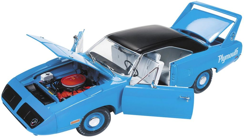 1970 Plymouth Superbird Six Pack Diecast Model