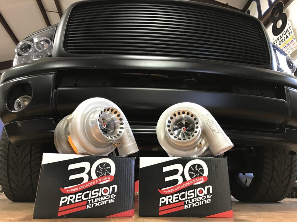 Dently Precision Turbo