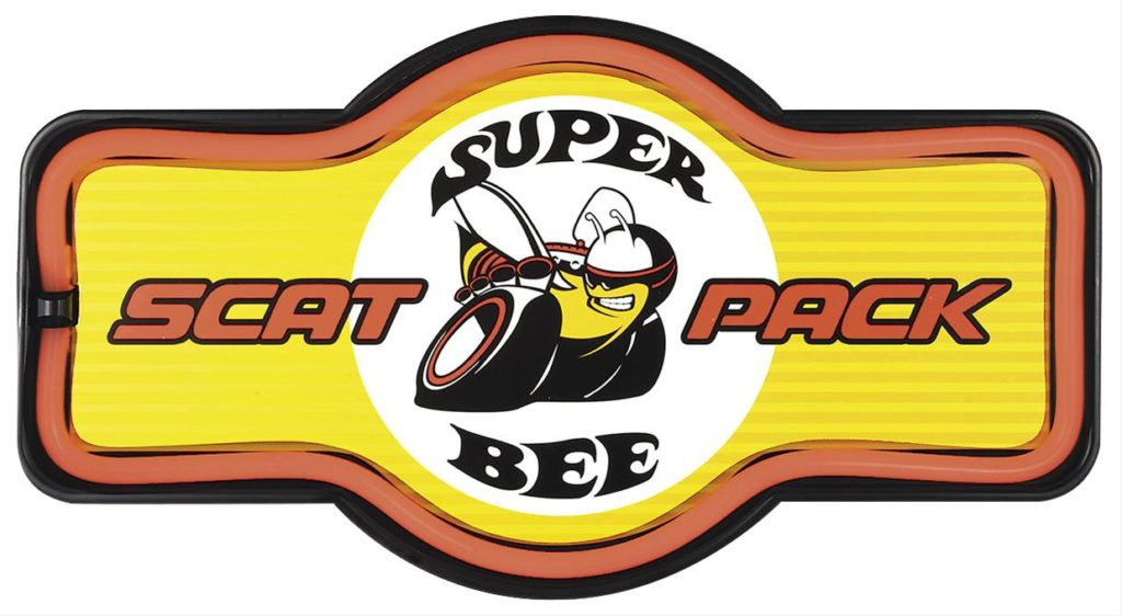 Super Bee LED Marquee Sign