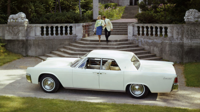 1960s Lincoln Continental