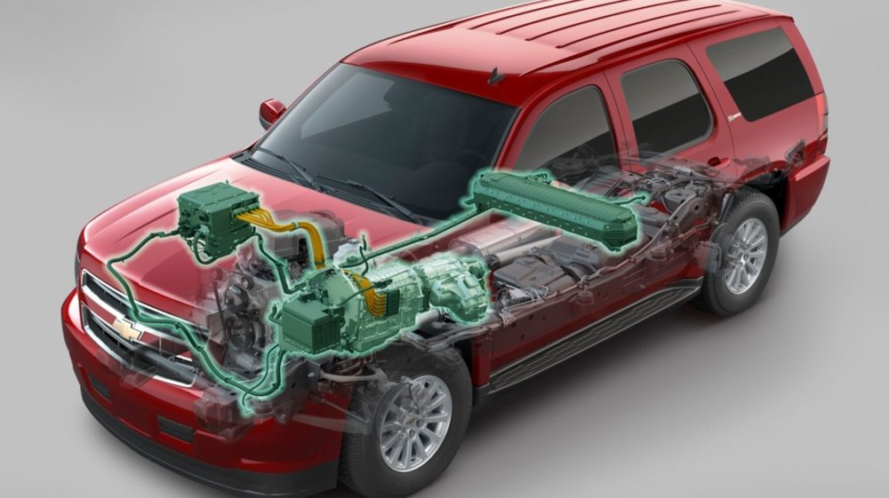LFA Hybrid 6.0L engine Tahoe internal