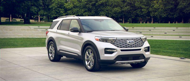 Exploring the New 2020 Ford Explorer - OnAllCylinders