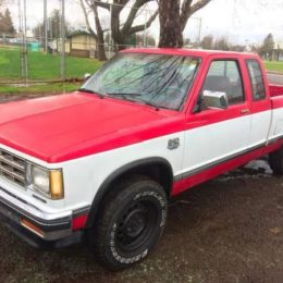 1984 chevy s-10 - mitula cars
