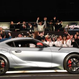 2020 Toyota Supra at Auction