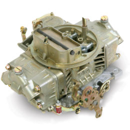 0-3310 750 cfm Holley carb