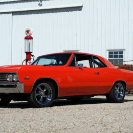 Wenninger's Got Wheels: How This Chevelle Launched a Professional Drag Racing Career