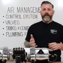 Video: Air Suspension 101 – An Introduction to Air Suspension Systems