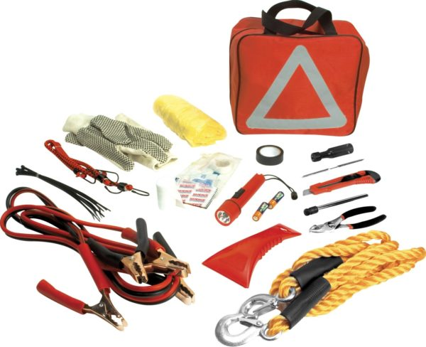 Performance Tool Deluxe Roadside Assistance Kits
