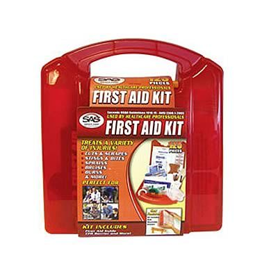 SAS Safety Corp. 25-Person First Aid Kits