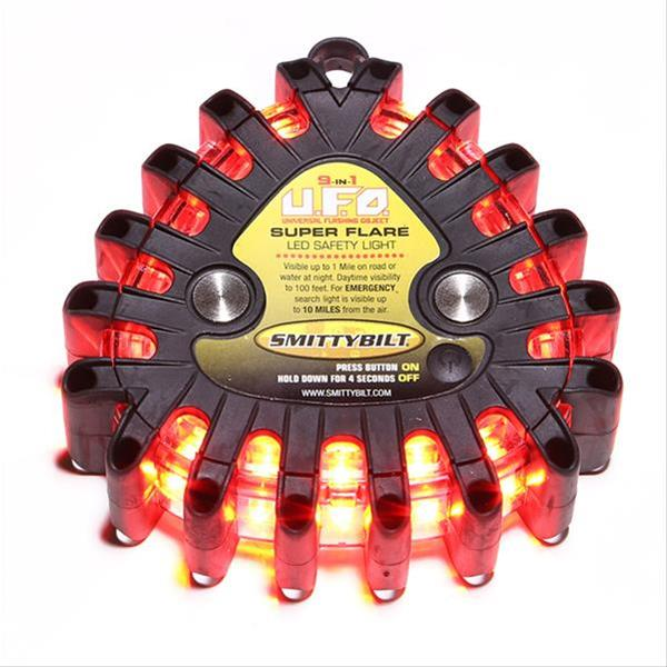 Smittybilt UFO LED Safety Lights