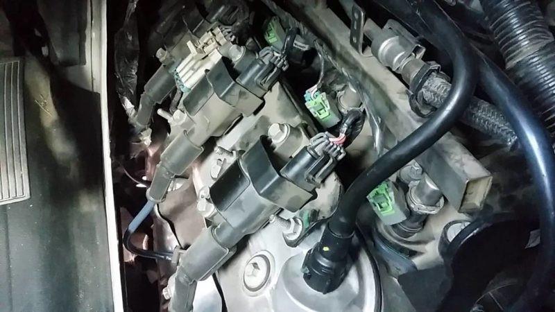 LR4 fuel injectors