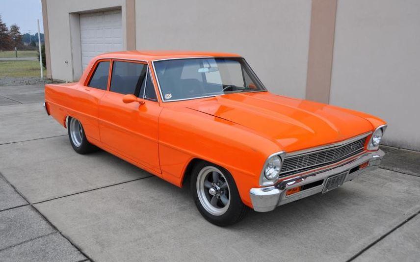 1966 Chevy II - Autobahn