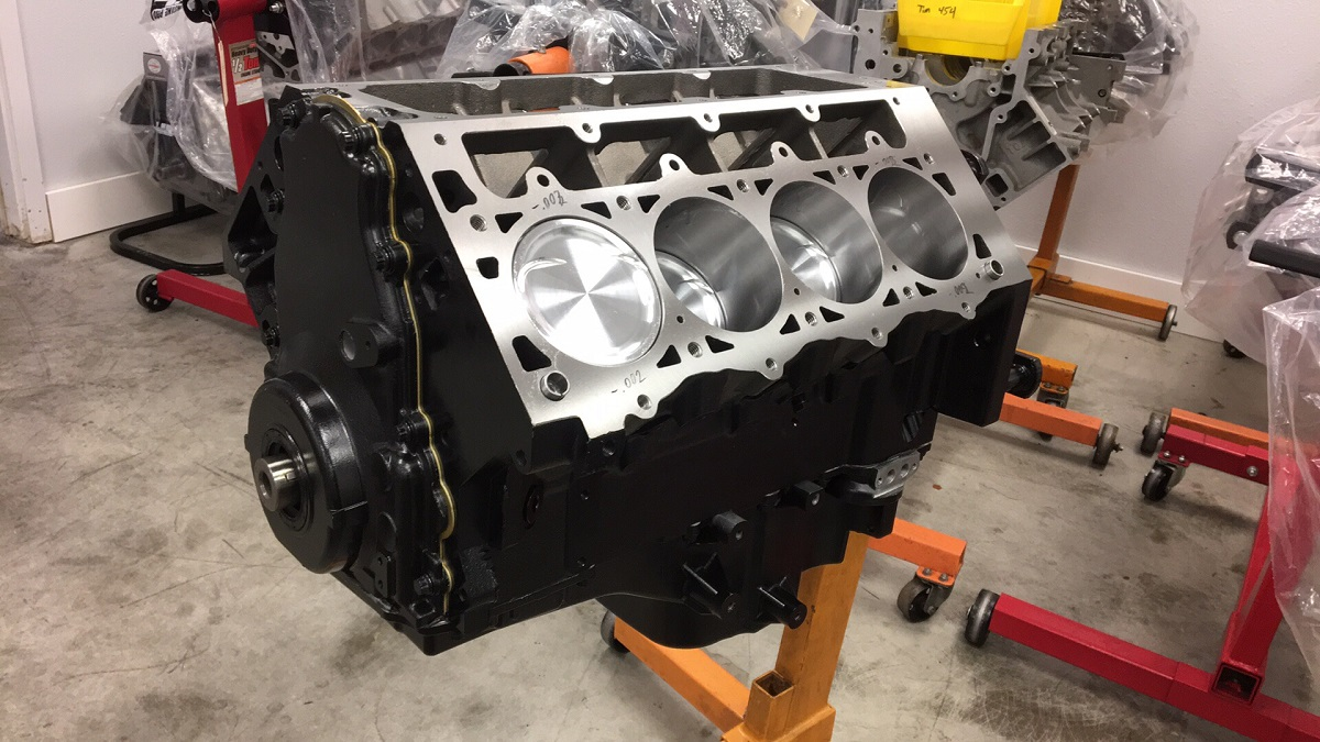 Dart SHP LS Next Pro short block - HorsePower Research