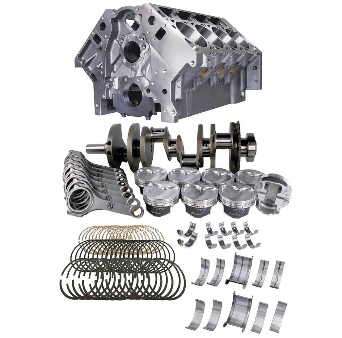Parts Bin: New Summit Racing-Dart Short Block Kits for GM