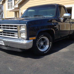 1985 Chevy C10 pickup - Wheelsforless