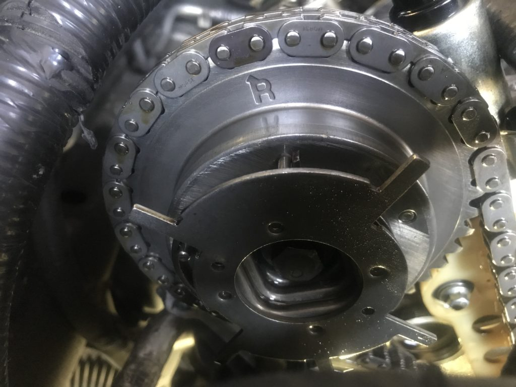 How to Change the Timing Assembly on a Ford 4 6L 3V - OnAllCylinders