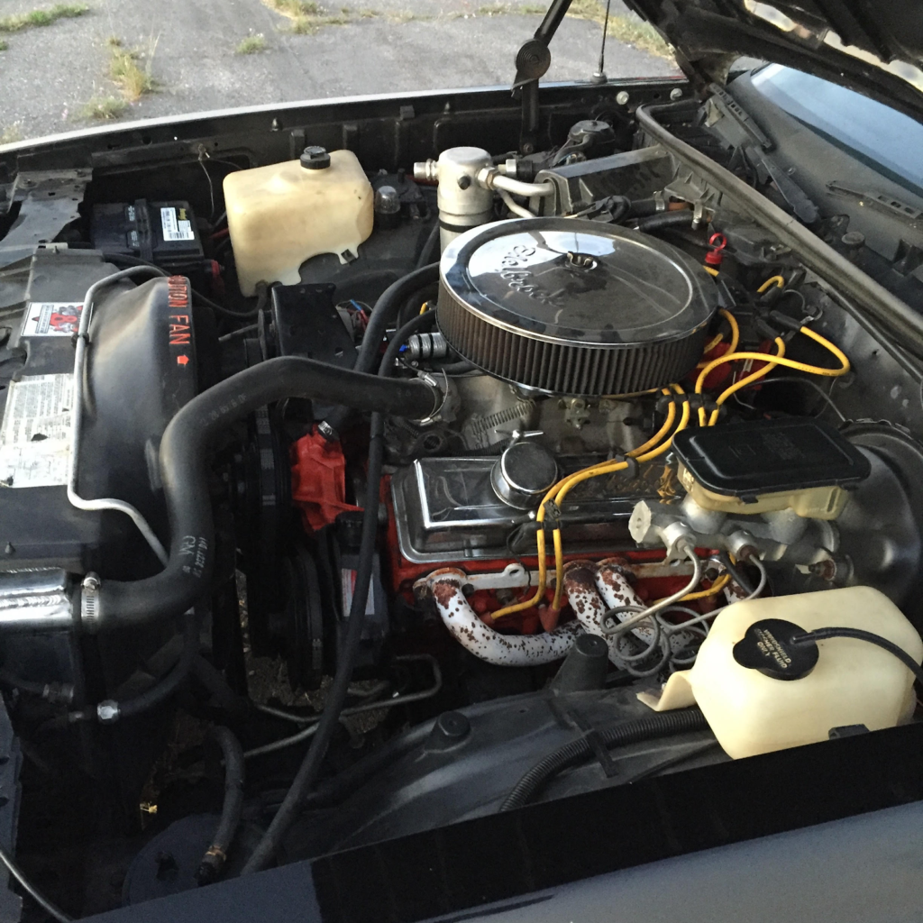Monte Makeover (Part 3): A Blown Up Small Block Inspires an LS Swap - News and blogs - Hot Rod Time image15-1024x1024