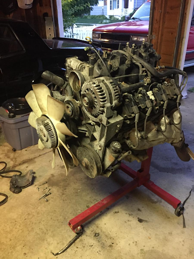 Monte Makeover (Part 3): A Blown Up Small Block Inspires an