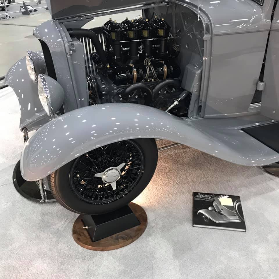 2019 BASF Great Eight Nominees Revealed at the Detroit Autorama - News and blogs - Hot Rod Time 53375574_10161528467210048_389043274452566016_n
