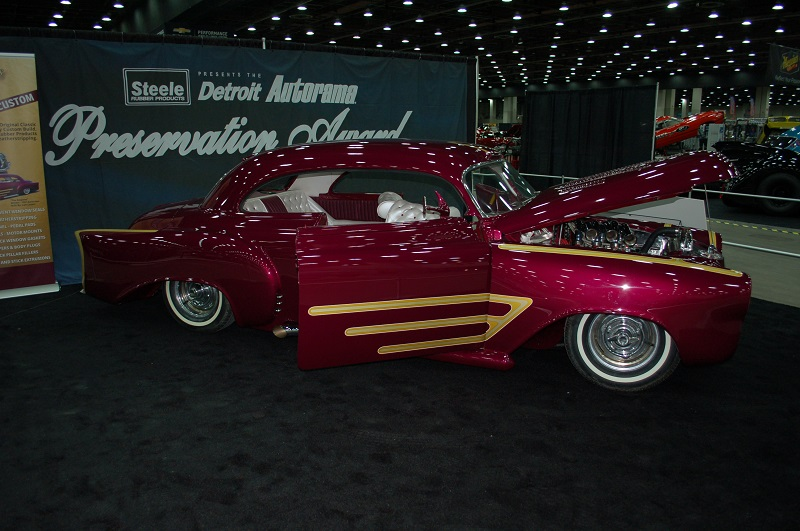 Photo Gallery: 2019 Detroit Autorama - News and blogs - Hot Rod Time Detroit-2019-113