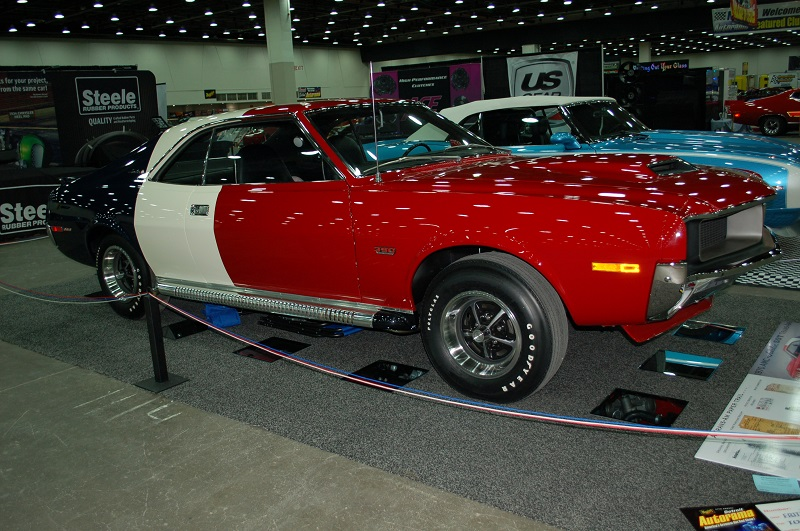 Photo Gallery: 2019 Detroit Autorama - News and blogs - Hot Rod Time Detroit-2019-118