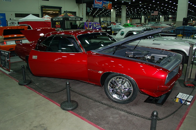 Photo Gallery: 2019 Detroit Autorama - News and blogs - Hot Rod Time Detroit-2019-12